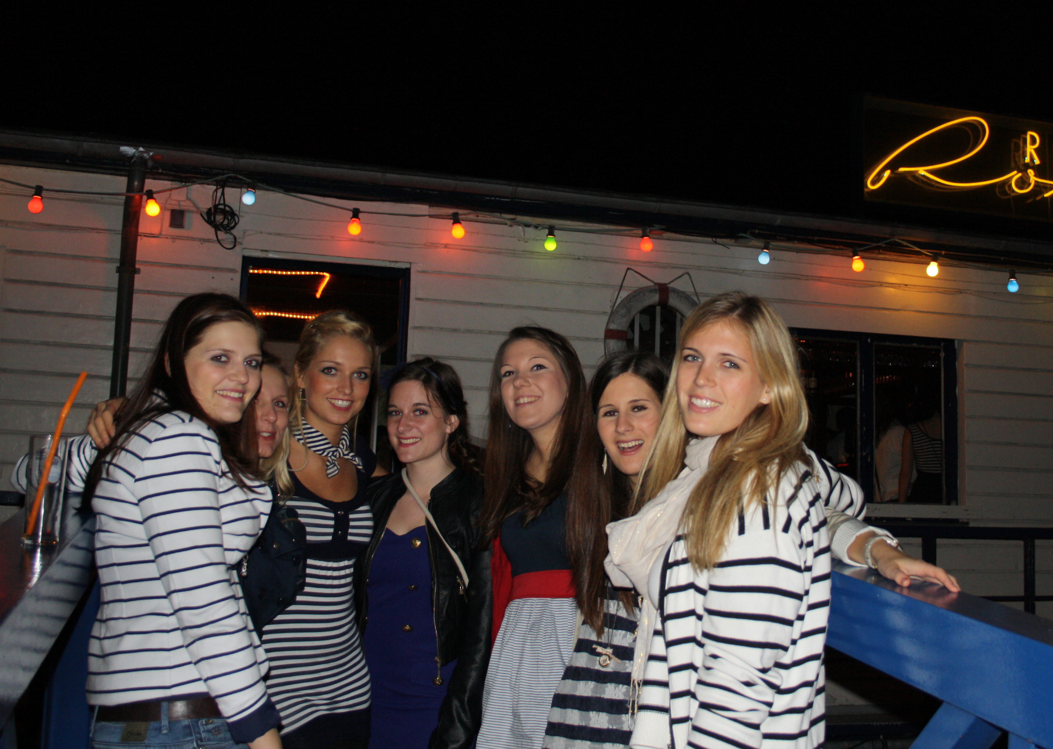 Revancheparty Roxy 18.10.12