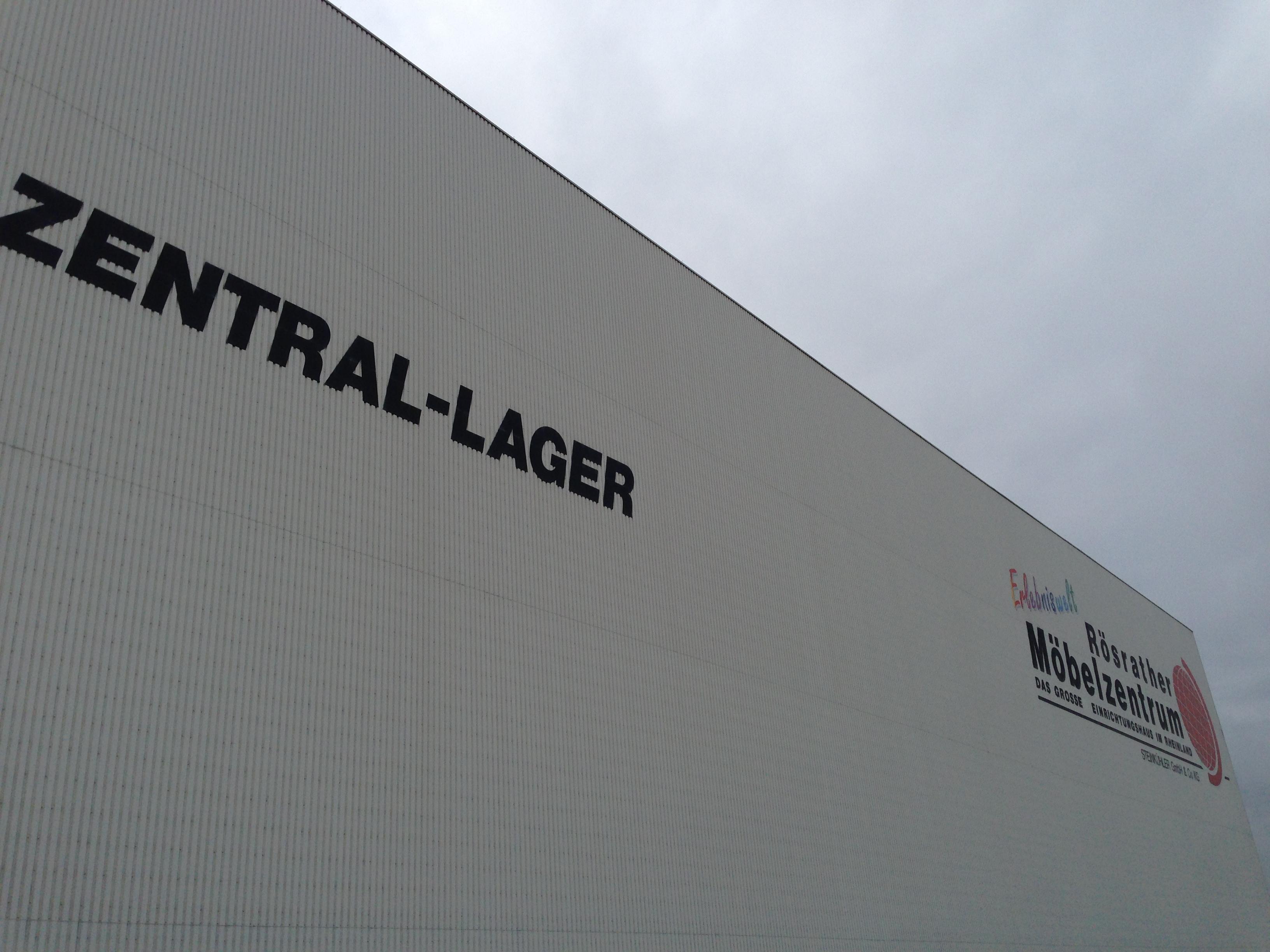 Fabelhaft Höffner Köln Foto Von Zentrallager Des Rösrather Möbelzentrums Höffner