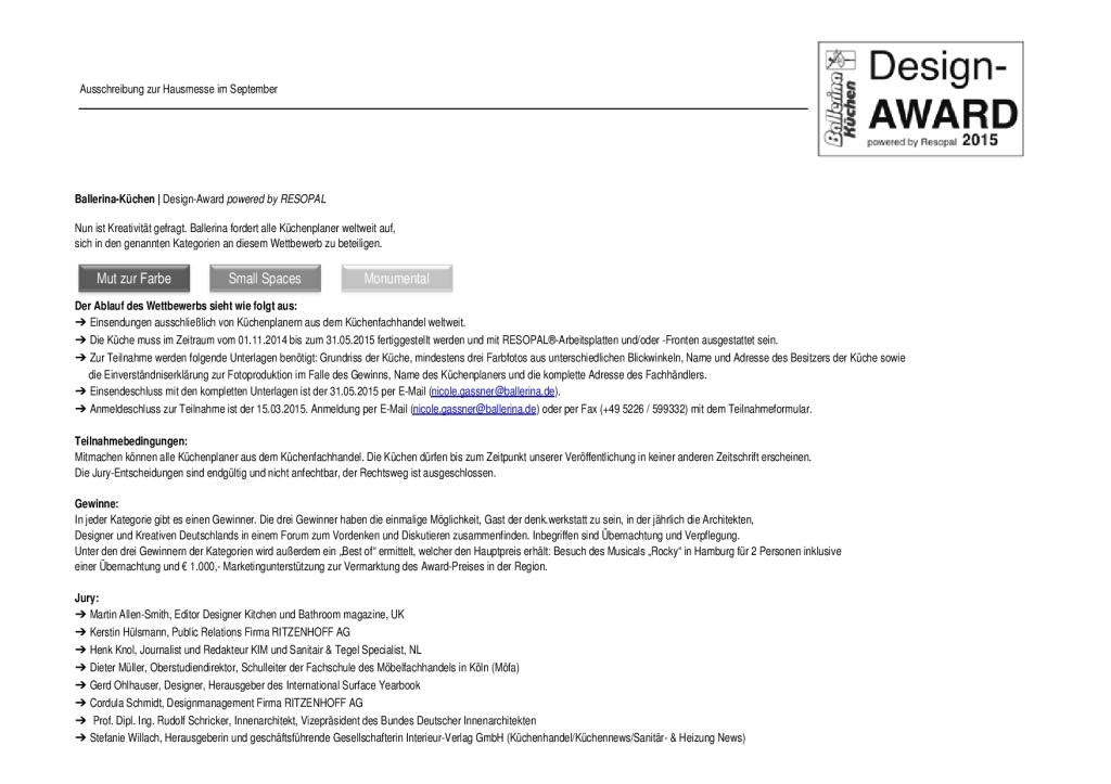 Award-Unterlagen D-002